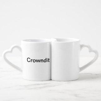 Crowndit mug