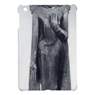 Crowned Buddha - Pagan period iPad Mini Cover