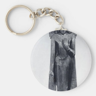 Crowned Buddha - Pagan period Keychain