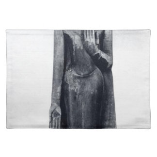 Crowned Buddha - Pagan period Placemat
