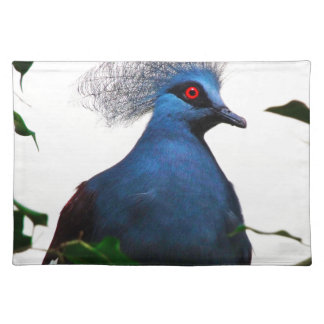 Crowned Pigeon Placemat