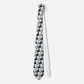 Crowned Pigeon Tie