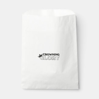 Crowning Glory Favour Bag