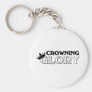 Crowning Glory Keychain