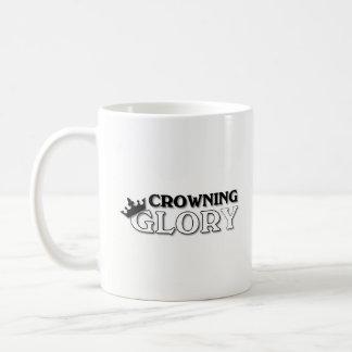 Crowning Glory logo mug