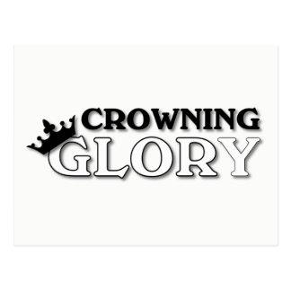 Crowning Glory Postcard