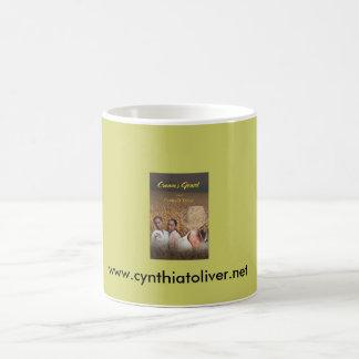 Crown's Jewel, www.cynthiatoliver.net Coffee Mug