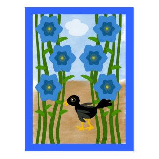 Crow's Crossing Postcard