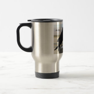 crows, seeing double?, she's gonna do what?, 29... travel mug