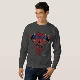 CrowZ Men's Sweatshirt