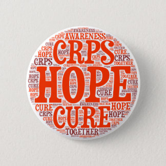 crps awareness 2 inch round button
