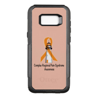 CRPS/RSD Lighthouse of Hope OtterBox Commuter Samsung Galaxy S8+ Case