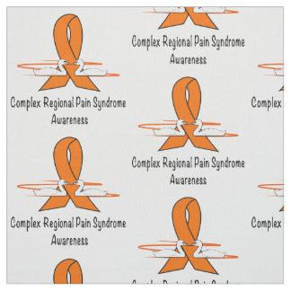 CRPS/RSD Swans of Hope Ribbon Fabric