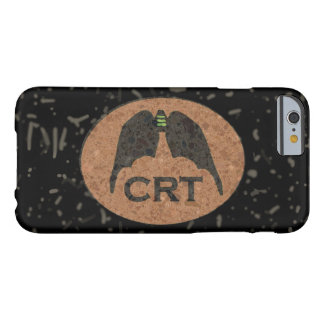 CRT SYMBOL by Slipperywindow Barely There iPhone 6 Case