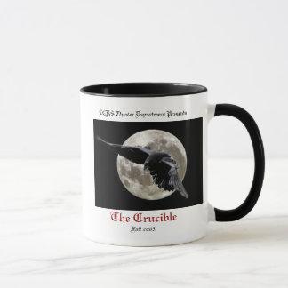 Crucible with Cast List Mug