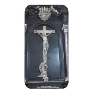 Crucifix from Der Dom in Trier iPhone 4/4S Case