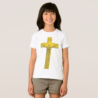 Crucifix Girls T-Shirt