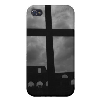 Crucifix Iphone Case Covers For iPhone 4