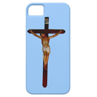 Crucifix, Pontarlier, France iPhone 5 Cover