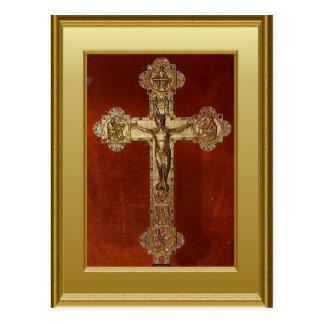 Crucifix Postcard
