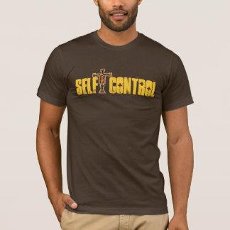 Crucifix Self  Control T-Shirt