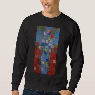 Crucifix Sweatshirt