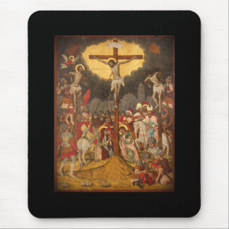 Crucifixion  Scene 1711 Mouse Pad