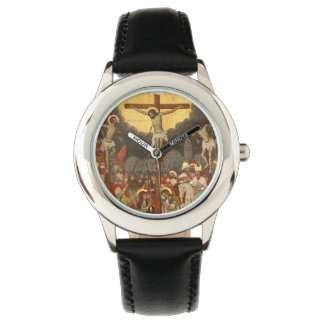 Crucifixion  Scene 1711 Watch
