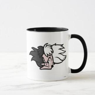 Cruella Deville Disney Mug