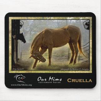Cruella Mousepad