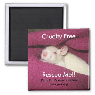 Cruelty Free Magnet