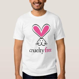 Cruelty Free Tee Shirts