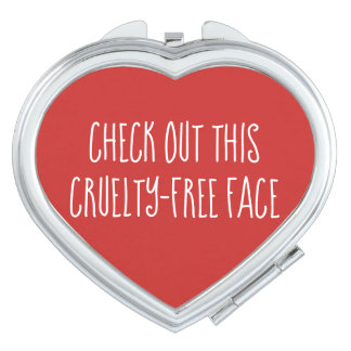 Cruelty-Free Travel Mirrors