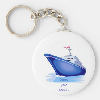 cruise1, Just cruisin' - Customized Keychain