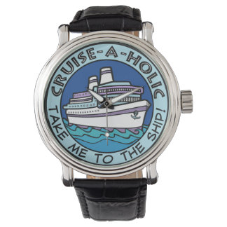 Cruise-A-Holic watches