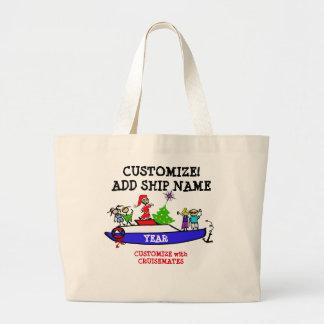 Cruise bag tote - Christmas cruise