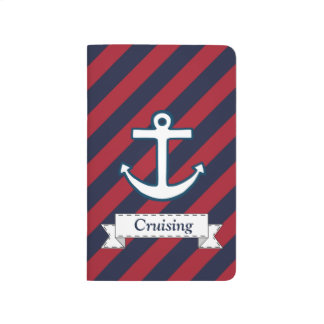 Cruise Cruising Sketch Journal Notes Notebook Gift