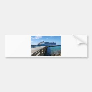 Cruise.JPG Bumper Sticker