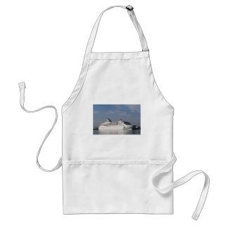 Cruise Liner Island Star Standard Apron
