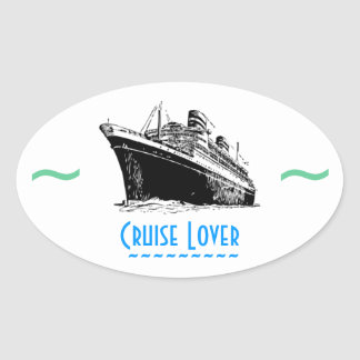 CRUISE LOVER stickers (4)