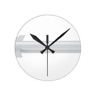 Cruise missile round clock