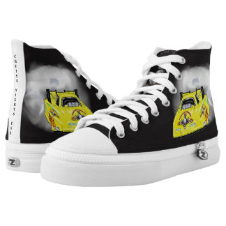 Cruise Nights USA / Funny Car High top sneakers