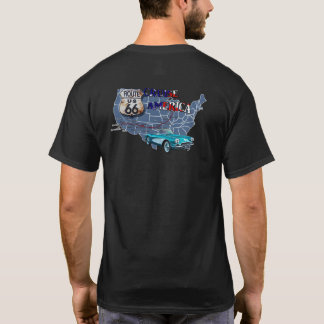 CRUISE NIGHTS USA / ROUTE 66 T-Shirt