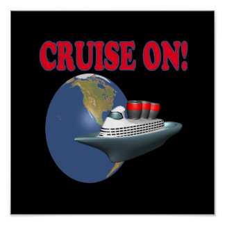 Cruise On Poster