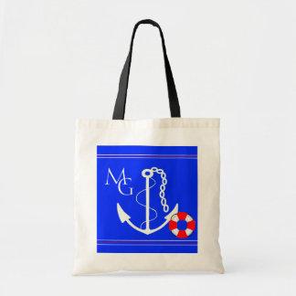 Cruise or Beach Bag - Monogram