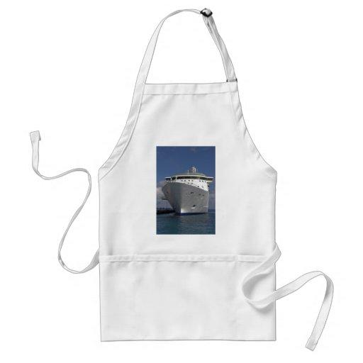 Cruise Ship Aprons