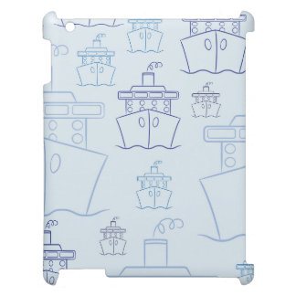 Cruise ship case for the iPad