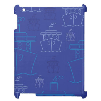 Cruise ship case for the iPad 2 3 4