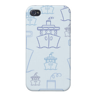 Cruise ship case for the iPhone 4