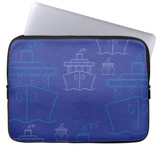 Cruise ship computer sleeve